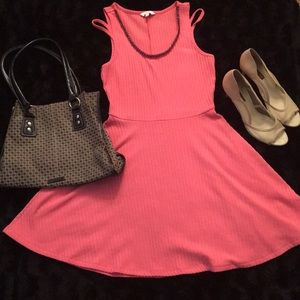 Candies- coral dress